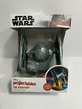 DISNEY STAR WARS TIE FIGHTER PROJECTABLE LED NIGHT LIGHT NEW
