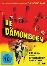 Die Dämonischen (1956) - Die Invasion der Körperfresser - Don Siegel - [DVD]