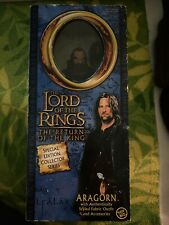 Packaging Error!! Lord of the Rings Special Edition Collector Series Figure 2003