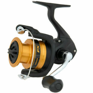 Shimano FX Spinning Reel - Front Drag Coarse Spinning Reel - ALL SIZES