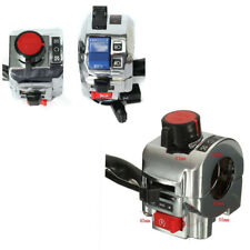 "2xMotorcycle 7/8"" Handlebar Control Turn Signal Light Start Switch For Kawasaki"