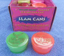 Jots • Slam Cans • Pogs / Milk Caps