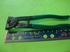 """DROP FORGED 8"""" Tile Cutting Pliers with grips    very nice"""