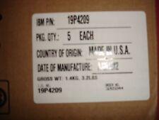 5 pack IBM SLR60 data tape cartridges PN 19P4209 NEW sealed for SLR60 and SLR100