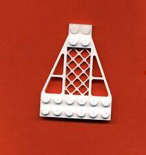 LEGO -- 30036 -- ailes plaque -- avec grille -- 8 x 6 -- BLANC -- space --