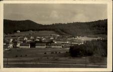 Jince Jinetz Tschechien alte Ansichtskarte ~1950/60 Gesamtansicht Panorama Wald