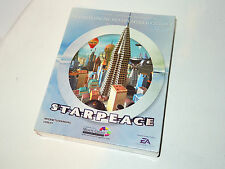 STARPEACE factory sealed new PC Big Box videogame