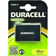 HIGH END DURACELL Foto Kamera Ersatz Akku für Nikon D3100 D3200 D5100 EN-EL14