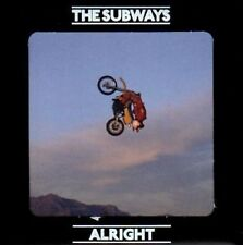 (BY9) The Subways, Alright - 2008 DJ CD