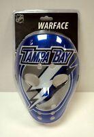 NHL Tampa Bay Lightning Goalie Style Warface Mask + FREE SHIPPING!