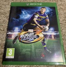 Liga de Rugby Live 3 Xbox One