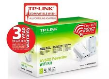 Tp-link TL-WPA4226KIT V1.2 Adaptador Powerline 300 Mbps AV600 Inalámbrico Kit
