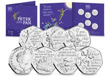 The Official Peter Pan 50p Set
