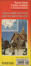 South and East Asia Ravenstein Road Map 1:9,000,000 Malaysia India Mongolia FINE