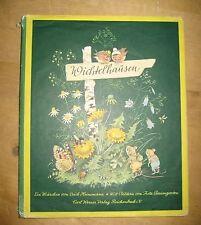 Kinder Buch Bilderbuch Wichtelhausen Märchen Werner Verlag Reichenbach i. V.