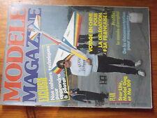 $$w Revue modele magazine N°412 F3A Chine  Star Lite  Me 109  profils  maquette
