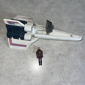 Vintage 1978 Viper Stellar Probe & pilot Battlestar Galactica Mattel S1