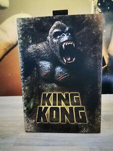 "NECA King Kong Ultimate 7"" Action Figure NECA. NEW. FREE UK POSTAGE."