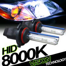 8000K Hid Xenon 9005/Hb3 High Beam Headlights Headlamps Bulbs Conversion Kit Vf6