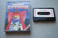 Jeu ZYTHUM sur ZX Spectrum (Sinclair) format cassette K7