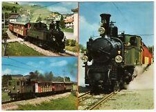 AK Eisenbahn Schweiz / Dampfzug der Appenzeller-Bahn (AB)