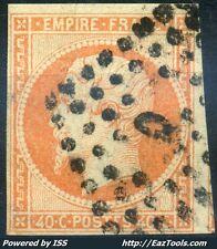 FRANCE EMPIRE N° 16 CACHET D DE BUREAU DE PARIS
