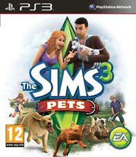 PS3 Die Sims 3 Einfach Tierisch Spiel für Playstation 3 Neuware