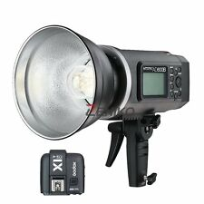 UK Godox AD600B 600w TTL Portable Outdoor Flash Bowen mount + X1T-C Transmitter