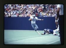 Dallas Cowboys vs NY Giants - Butch Johnson - 1970s - NFL Football 35mm Slide