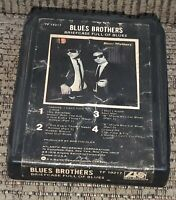 BLUES BROTHERS BRIEFCASE FULL OF BLUES 8 TRACK TAPE TESTED LATE NITE BARGAIN!