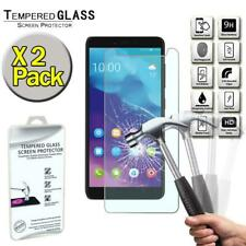 2 Pack Tempered Glass Screen Protector Cover For ZTE Blade A4
