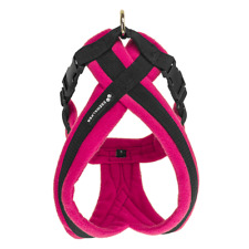 EEZWALKER Fleece Dog Harness - Control, Comfort, Safe & Easy To Walk Your Dog