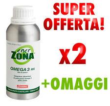 ENERZONA OMEGA 3 RX 240 cps DA 1 GRAMMO - CAPSULA ANTIREFLUSSO X2 OFFERTA