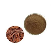 Wild Eucommia Bark (Du Zhong) 20:1 Extract Powder 100g Kidney Yang Tonic