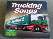 Trucking songs Eddie stobart 58 driving songs  3 disc cd very good condition