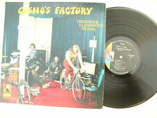 CREEDENCE CLEARWATER REVIVAL LP COSMOS FACTORY usa liberty 8402 EX+ 33rpm / rock