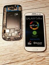 Samsung Galaxy S3 i9300 LCD Screen Display Touch Digitizer White with Frame