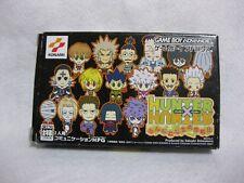 Hunter X Hunter Gba Game Boy Advance Nintendo Japan Video Games