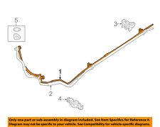 FORD OEM 11-15 Explorer 3.5L-V6 Rear Ac Lines-Ac Tube DB5Z19835B