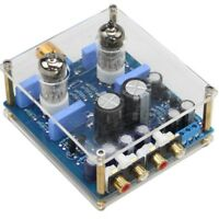 6J1 Electron Tube Power Amplifier Board AC12V-0-AC12V 15W Audio AMP for DIY sz