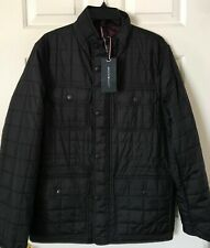 $225 NWT Mens Tommy Hilfiger 4 Pocket Quilted Field...