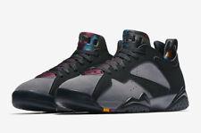 Nike Air Jordan 7 Low NRG SZ 10.5 Black Bordeaux Light Graphite AR4422-034