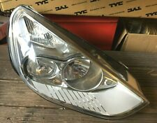 FORD S-MAX HEADLIGHT DRIVERS SIDE RIGHT HAND 2006-2010 CHROME