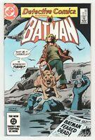 Detective Comics #545 (DC Comics 1984) Lucius Fox - Doug Moench & Gene Colan