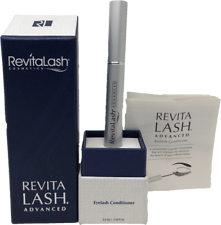 RevitaLash avançado condicionador de cílios 3.5 Ml, Nova Formula, Lacrado, tamanho completo