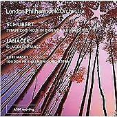 Franz Schubert [C .. Masur Conducts Janacek & Schubert