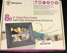 "Westinghouse Electric DPF-0802 8"" Digital Picture Frame FREE SHIPPING"