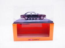 68146   Maxichamps 940112121 Peugeot 504 Coupé 1976 grau Modellauto 1:43 NEU OVP