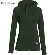 Under Armour Women's Wintersweet STORM Sweater Knit Hoodie (Green) 1240071-357