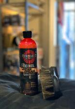 renegade leather dream leather cream rebel car truck automotive shines restores